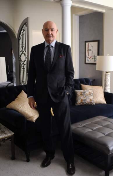 Terry O'Quinn a obtenu le rôle principal de la série 666, Park Avenue
