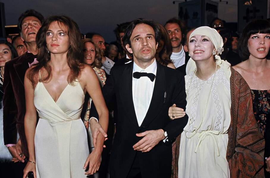 Valentina Cortese (à droite), a été nommée en 1975 pour La Nuit américaine, de François Truffaut…