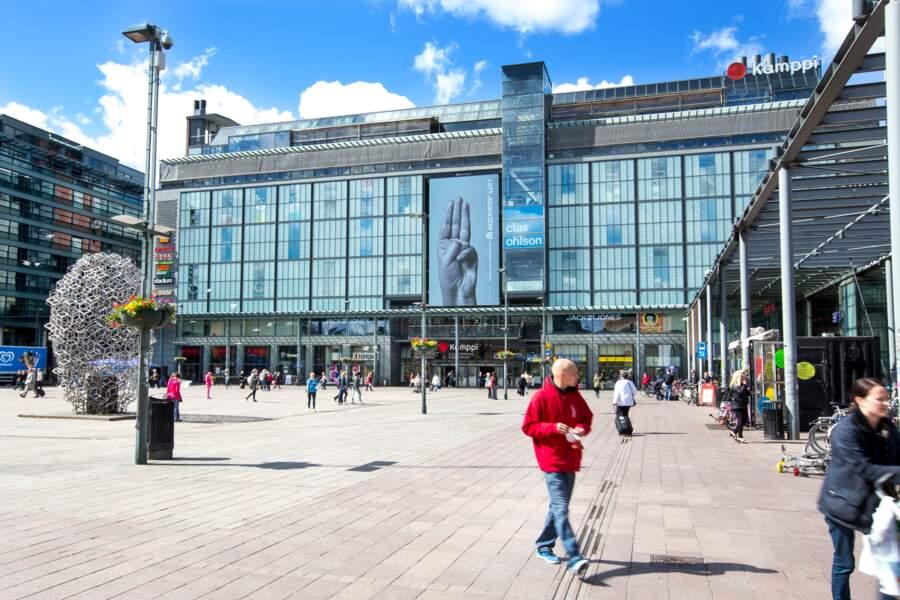 A Helsinki (Finlande)