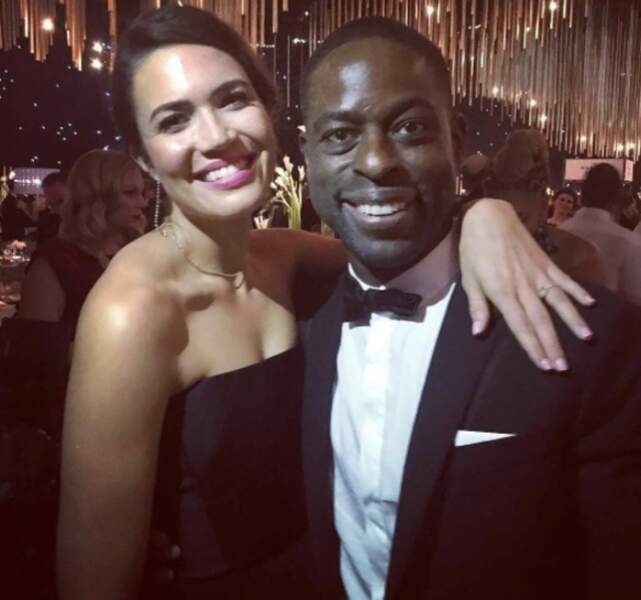 "Mandy Moore, trop heureuse pour son ""fils"" de This is Us, Sterling K. Brown"