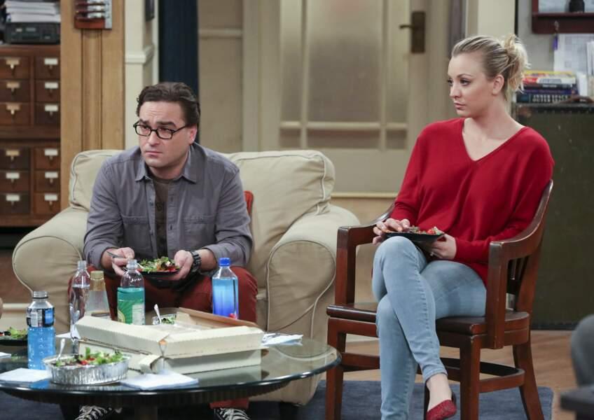 Autre personnage emblématique de Big Bang Theory, Leonard Hofstadter