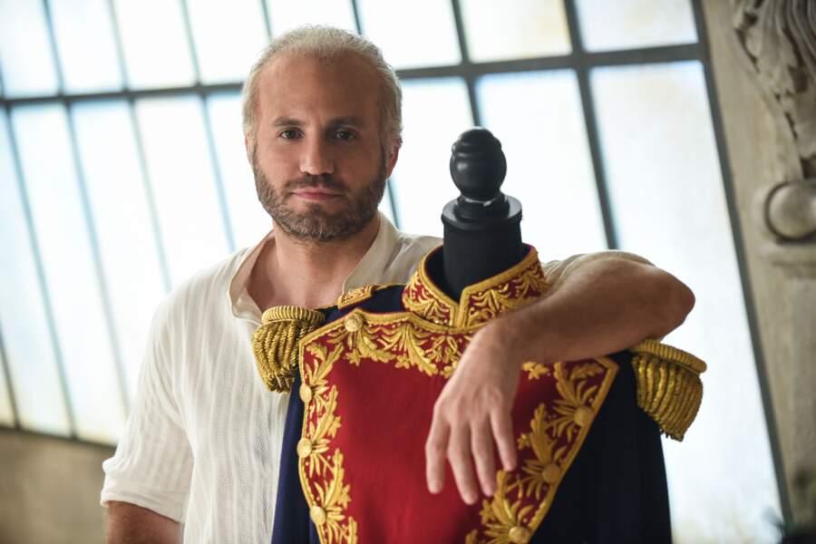 Edgard Ramirez dans le rôle de Gianni Versace
