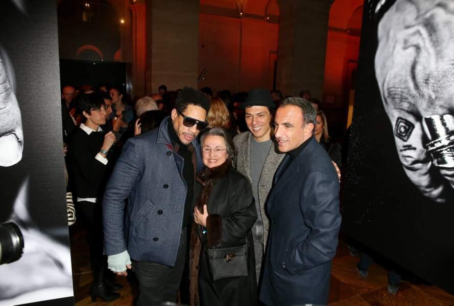 Sa mère a rencontré JoeyStarr et Taïg Khriss