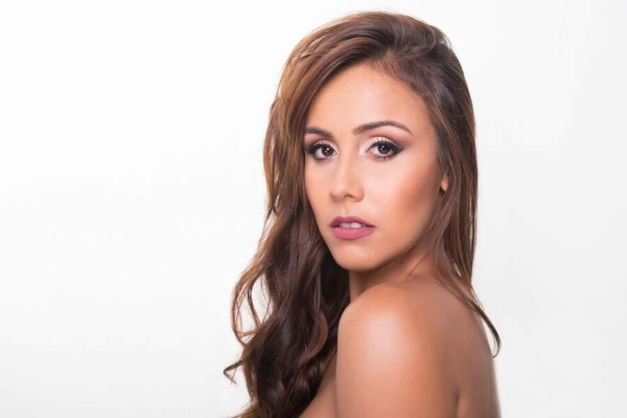 Jodie Garcia pour Gibraltar