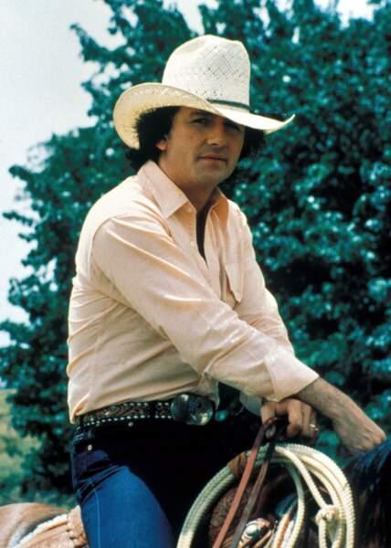 Bobby Ewing (Patrick Duffy) dans les premières années de la série