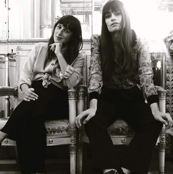 Juliette Armanet et Clara Luciani sont presque soeurs