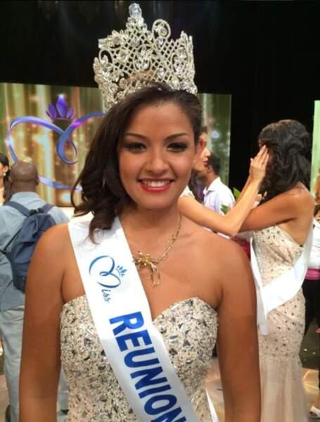 Miss Réunion 2014, Ingreed Mercredi