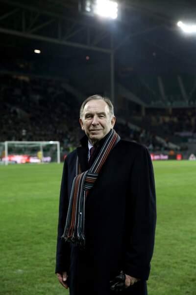 ... est devenu à 72 ans vice-président de la Fédération serbe de football