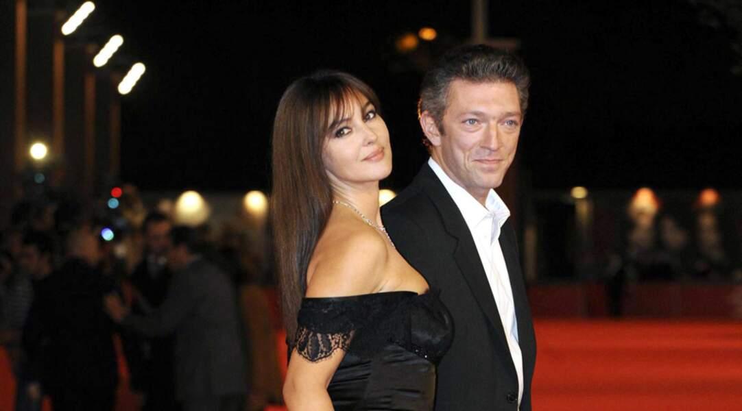 S'ils ne sont aujourd'hui plus ensemble, Monica Bellucci et Vincent Cassel ont vécu une histoire d'amour de 17 ans