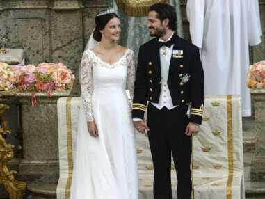 Mariage royal : le prince Carl Philip de Suède a épousé la starlette Sofia Hellqvist