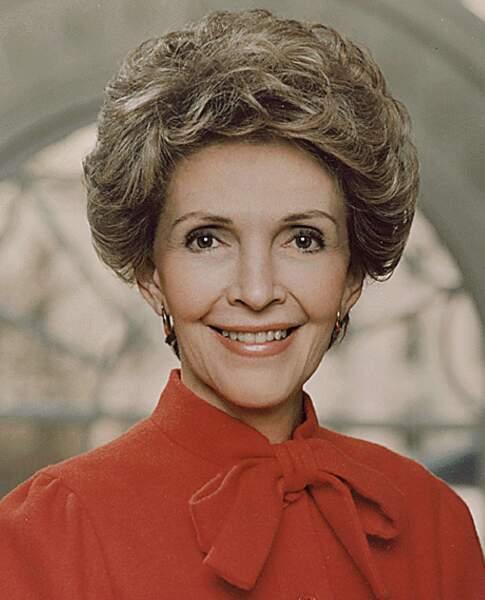 La veuve du président Ronald Reagan, Nancy Reagan, est morte le 6 mars 2016 à l'âge de 94 ans