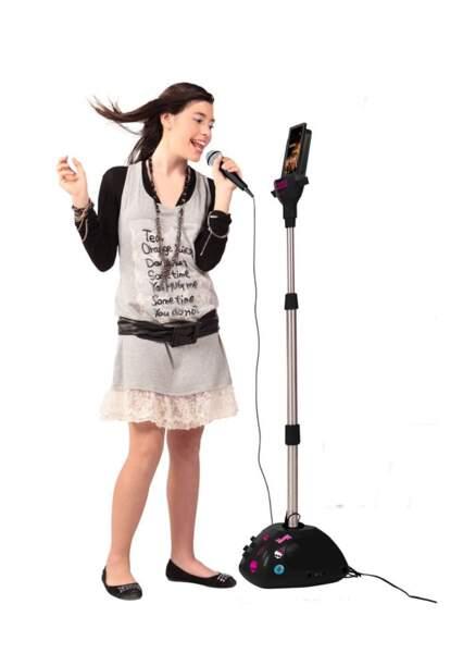 Vos enfants sont des apprentis chanteurs ? Laissez-les vivre leur passion avec ce karaoké Lexibook