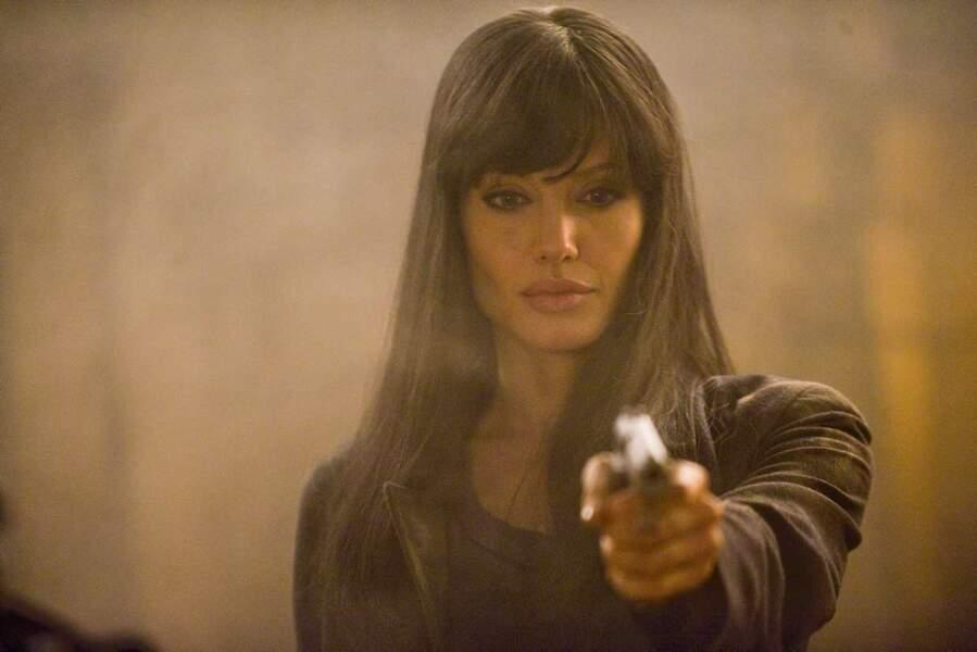 Les armes, Angelina, elle sait les manier