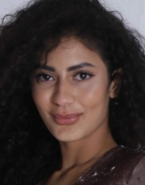 Dalila Jabri pour l'Allemagne