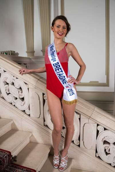 Miss Prestige Bretagne, Louella Daviaud