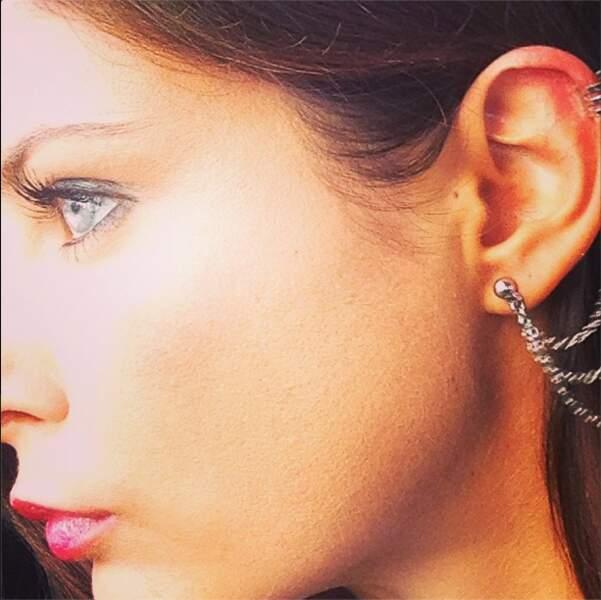 Sinon, on adore les bijoux d'oreilles de Malika Ménard !