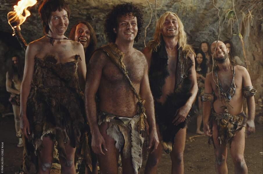 Les Robins des bois, fiers membres de la Tribu des Cheveux Propres de RRRrrr!!! (2004)