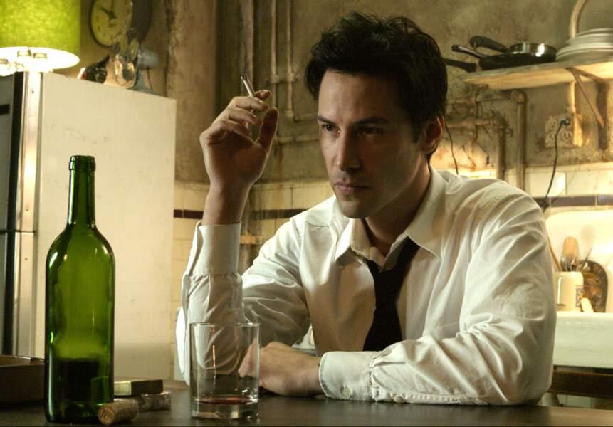 Et si l'élixir de jeunesse de Keanu Reeves était l'alcool ? Pas sûr...