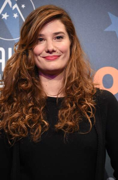 L'actrice Alice Pol