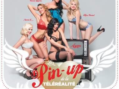 Les Pin-up de la télé-réalité : Ayem, Astrid, Vanessa font monter la température