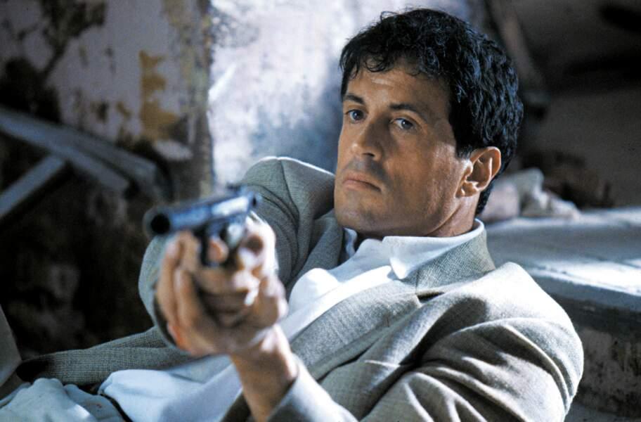 Assassins (1995) : Sylvester c'est le genre de mec qui tire allongé
