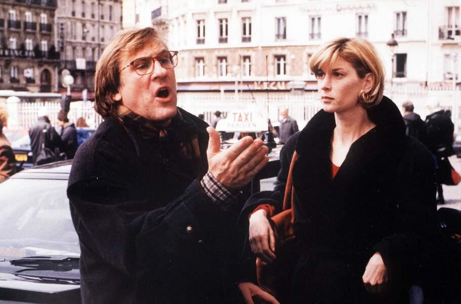 Femme du prof volage Gérard Depardieu dans Le plus beau métier du monde (1996)
