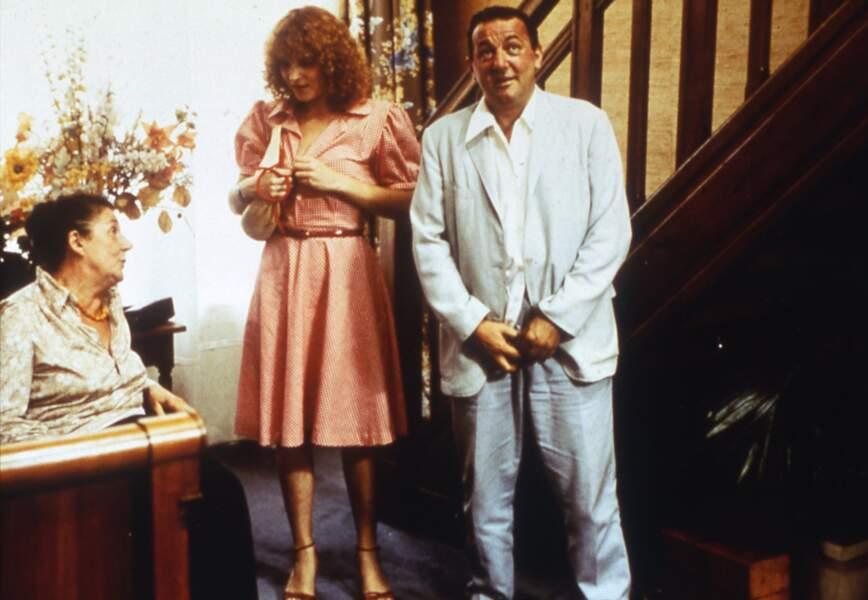 Dans cette comédie pleine de quiproquos, il est en couple avec Isabelle Morizet (Valérie Mairesse)