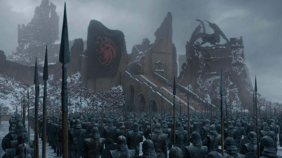 Un aperçu du nouveau monde promis par Daenerys…Glaçant !
