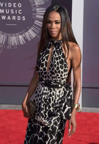 Une autre ex-Destiny's Child, Michelle Williams. Radieuse.