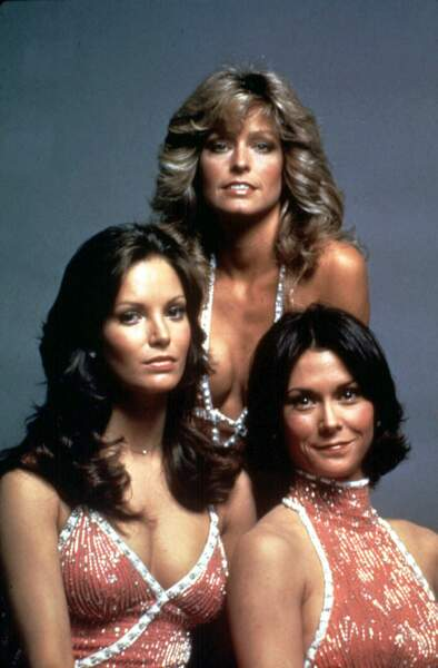 Un trio d'enfer (Jaclyn Smith, Farrah Fawcett, Kate Jackson)