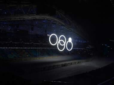JO de Sotchi : les plus belles photos de la cérémonie d'ouverture