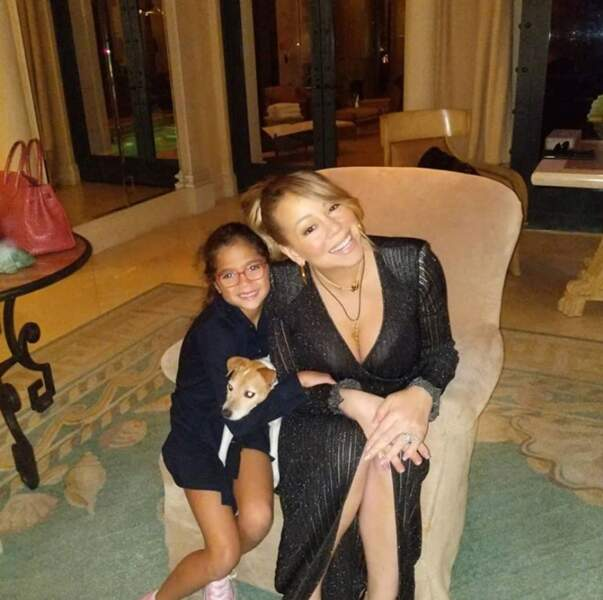 …Mariah Carey…
