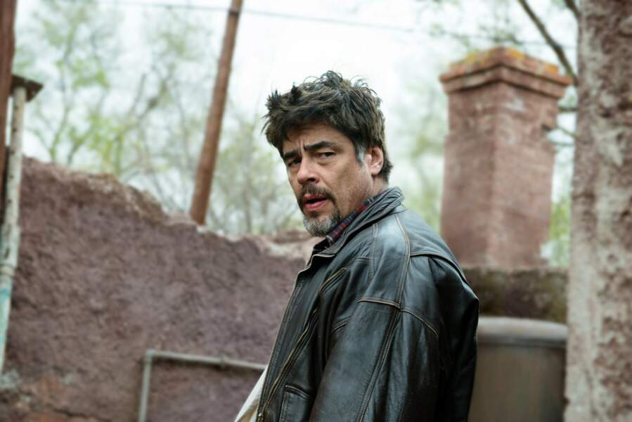 Benicio Del Toro, hypnotique