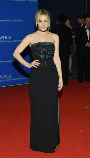 L'actrice Rachel McAdams