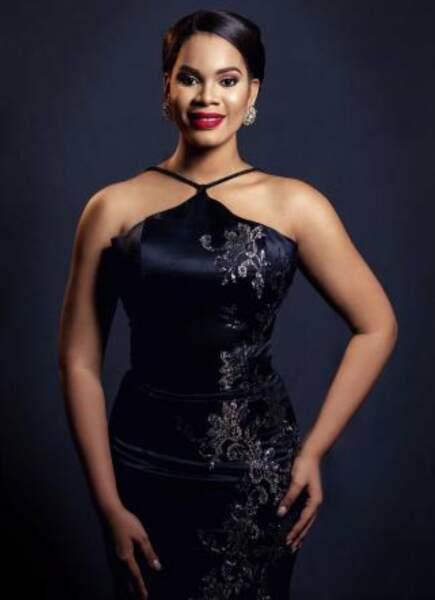 Miss Guyane, Nuriyyih GERRARD