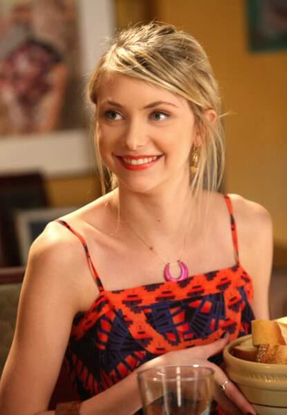 Taylor Momsen, alias Jenny Humpfrey, la petite soeur de Dan
