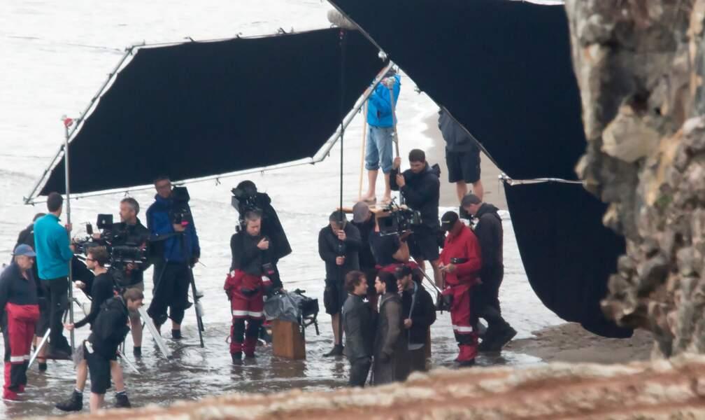 La rencontre ne semble pas ravir Jon Snow...