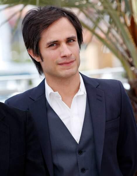 Gael Garcia Bernal, comédien, cinéaste et producteur mexicain
