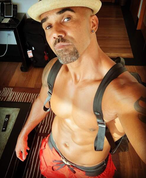 Tout comme Shemar Moore.