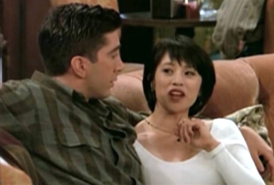 Lauren Tom se glissait dans la peau de Julie, une petite-amie de Ross dont Rachel était très jalouse.