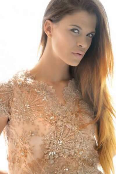 Voici Miss Namibie, Steffi Van Wyk