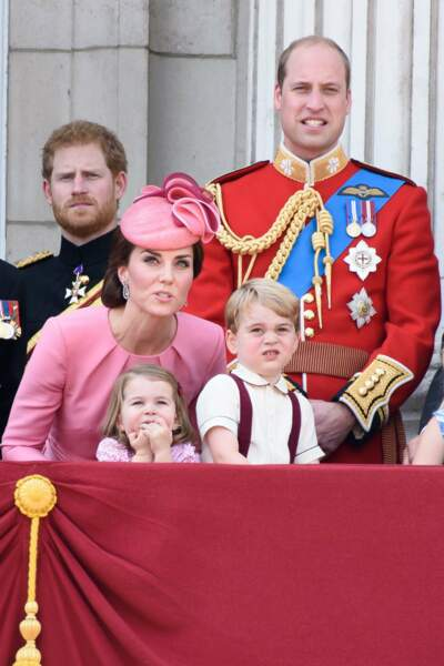 Kate Middleton se montre une maman très attentive
