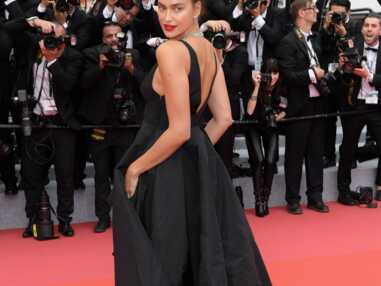 Cannes 2018 : Chantel Jeffries et Irina Shayk, reines du tapis rouge