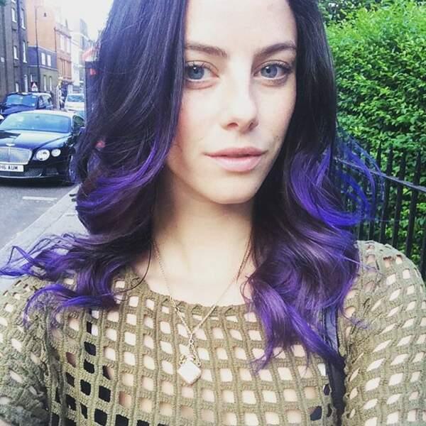 Les cheveux violets ? On valide