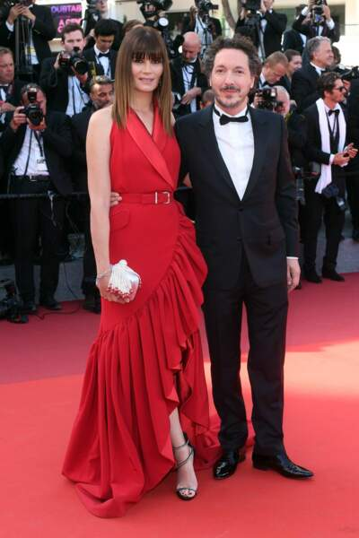 Marina Hands et Guillaume Galliene