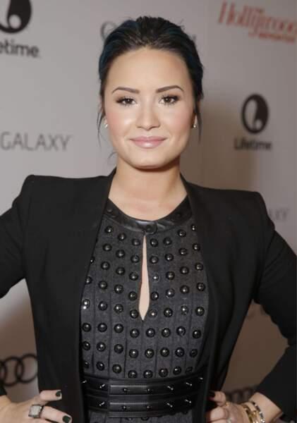 52. Demi Lovato  (chanteuse)