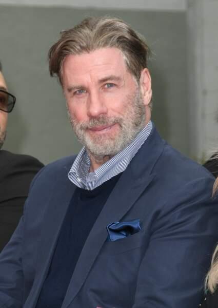 John Travolta, né le 18 février 1954