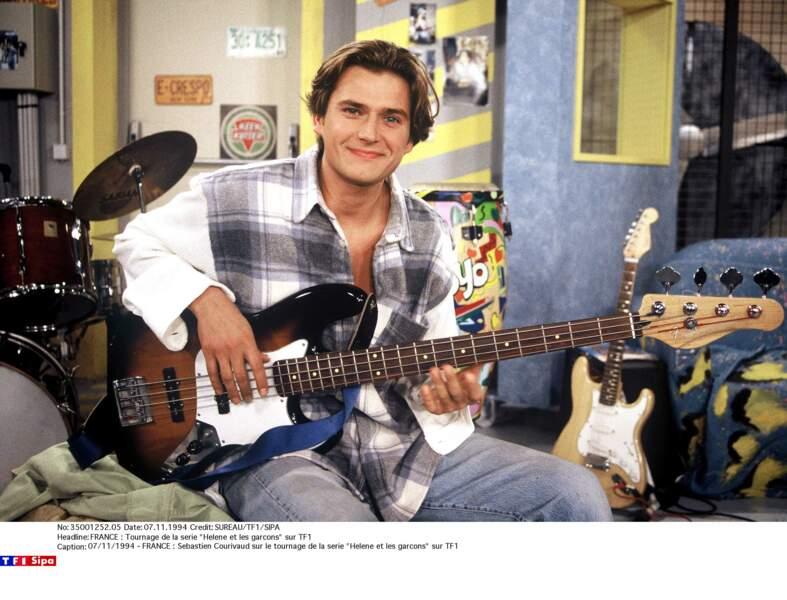 Sébastien, le bassiste de la bande, était fou de Laly dont il a fini par se séparer
