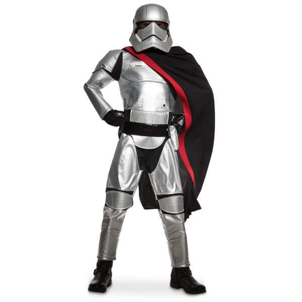 Costume de Capitaine Phasma