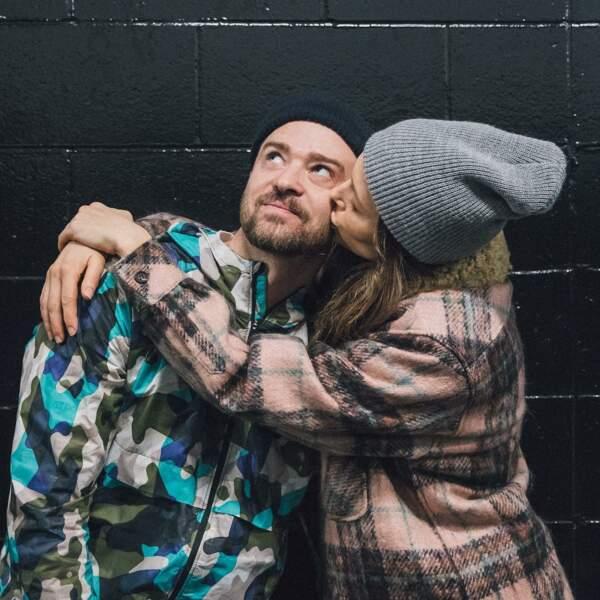 Les années passent… Mais l'amour entre Jessica Biel et Justin Timberlake est toujours aussi fort